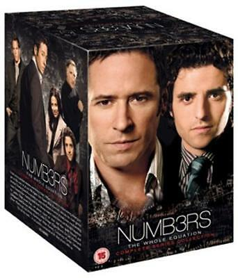 Numb3rs: Complete Collection (Box Set) [DVD]