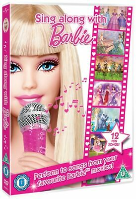 Barbie: Sing Along With Barbie [DVD]