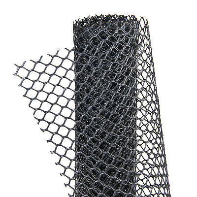 13m² FILET DE PROTECTION HERBE Maille 30mm Grille pour Parking, Surface d'entrée