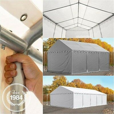 3x2 - 6x12 Heavy Duty PVC Storage Tent Shelter - Field Shed Agriculture Vehicles