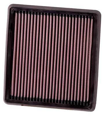 K&N Air Filter Element 33-2935 (Performance Replacement Panel Air Filter)