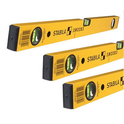 STABILA 17191 70-2 Series 3 Piece Level Pack