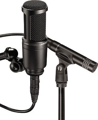 Audio Technica AT2041SP Studio Microphone Pack, New!