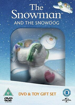 The Snowman and the Snowdog (DVD and Toy Gift) [DVD]