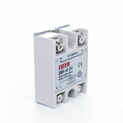 1Pcs FOTEK Solid State Relay SSR-40DA 40A 3-32VDC DC-AC new good quality