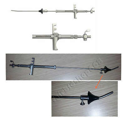 New Uterine manipulator dilator Cannula cannulation Hysterectomy Gynaecology