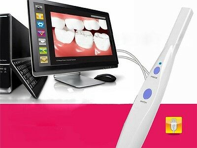 Hot new Dental 5.0 MP USB IntraOral Oral Dental Camera HK790