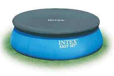 Intex DEBRIS Cover For 12ft (305cm) Easy Set Inflatable Swimming Pool #28022