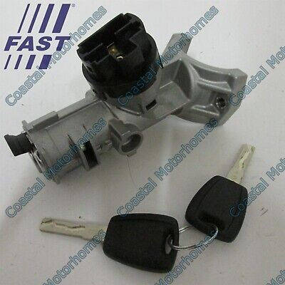 Fiat Ducato Peugeot Boxer Citroen Relay Ignition Switch 250 2006 Onwards 5 Pin