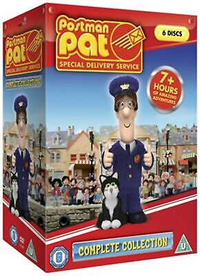 Postman Pat - Special Delivery Service: Complete Collection (Box Set) [DVD]