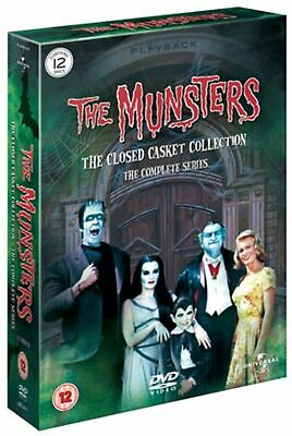 The Munsters: The Closed Casket Collection - The Complete Series (Box Set) [DVD]