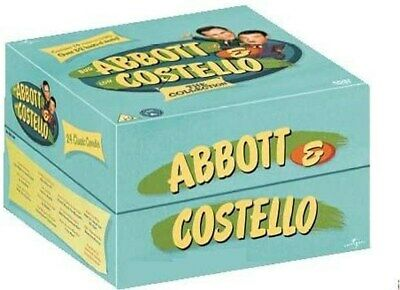 Abbott and Costello Collection (Box Set) [DVD]