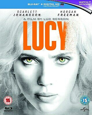 Lucy (with UltraViolet Copy) [Blu-ray]