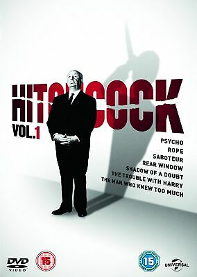 Hitchcock: Volume 1 (Box Set) [DVD]