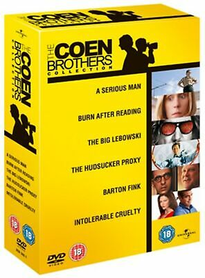 The Coen Brothers Collection (Box Set) [DVD]