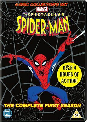 The Spectacular Spider-Man: Volumes 1-4 - Complete First Season [DVD]