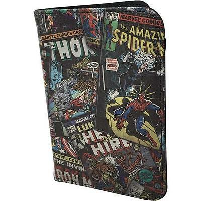 Marvel Comics - Comic Book Cover Passport Cover - New & Official In Box