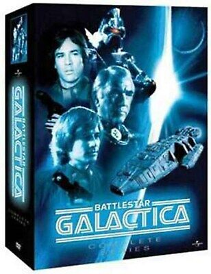 Battlestar Galactica: The Complete Series (Box Set) [DVD]