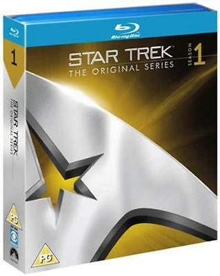 Star Trek the Original Series: Season 1 (Box Set) [Blu-ray]