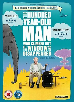 The 100-year-old Man Who Climbed Out the Window and Disappeared [DVD]