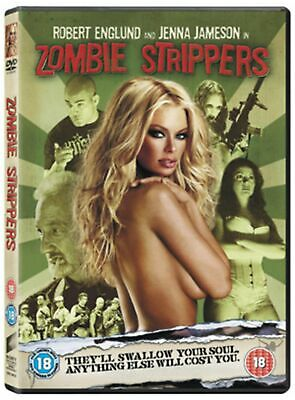 Zombie Strippers [DVD]