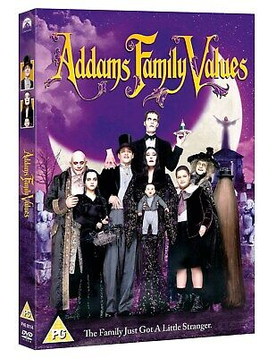 Addams Family Values (Widescreen) [DVD]