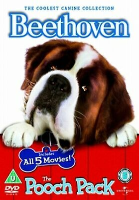 Beethoven: The Pooch Pack (Box Set) [DVD]