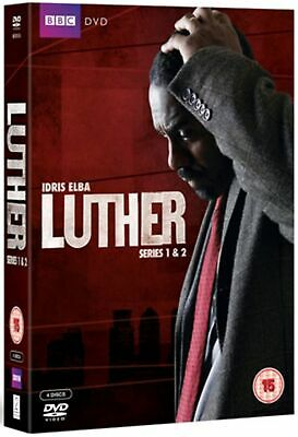 Luther: Series 1 and 2 (Box Set) [DVD]