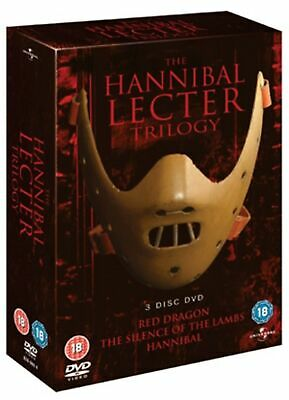 The Hannibal Lecter Trilogy (Box Set) [DVD]