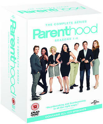 Parenthood: The Complete Series (Box Set) [DVD]