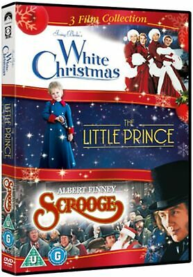 White Christmas/The Little Prince/Scrooge (Box Set) [DVD]