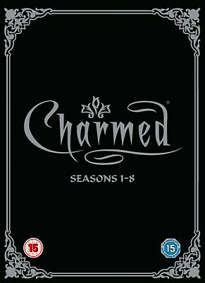 Charmed: Complete Seasons 1-8 (Box Set) [DVD]