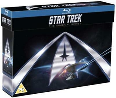 Star Trek the Original Series: Complete (Box Set) [Blu-ray]