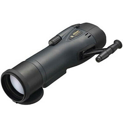 Nikon RAIII 65 WP Straight Spotting Scope - Charcoal Grey + 2 Eyepieces