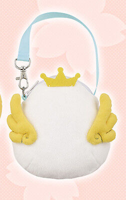 Card Captor Sakura 6'' Plush Hand Bag Banpresto Prize Anime Manga NEW