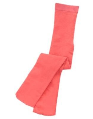 Gymboree Brightest In Class Tomato Puree Solid Basic Tights 3 4 5 7 8 10 12 Nwt