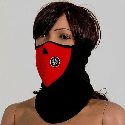 Winter Neck Warmer Warm Face Mask Cover Facemask for Ski Motorcycle Bicycle