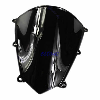 Hot New ABS Windshield WindScreen Black For Honda CBR600RR 2007-2008 CBR 600 RR