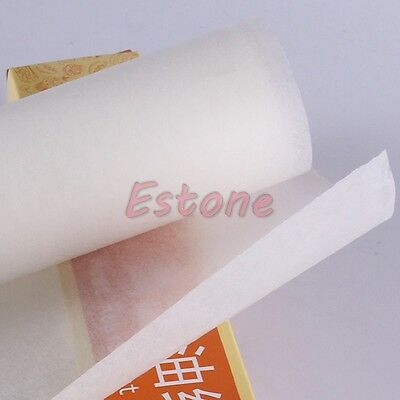5M Parchment Paper Roll Silicone Oven Baking Greaseproof Sheets Waxed Cooking
