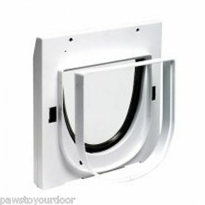 Staywell Petsafe 940 cat flap tunnel extension pet door use with 919 catflap • EUR 8,68