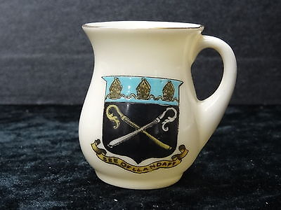 Arcadian China Model of Jug with See of Llandaff Crest.