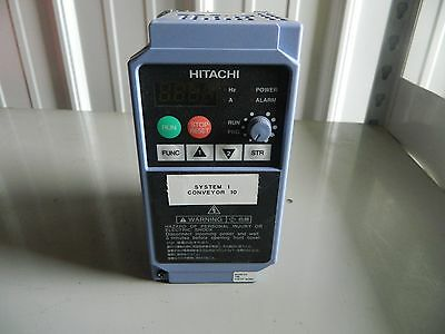Hitachi X200-004Nfu2 1/2 Hp Inverter
