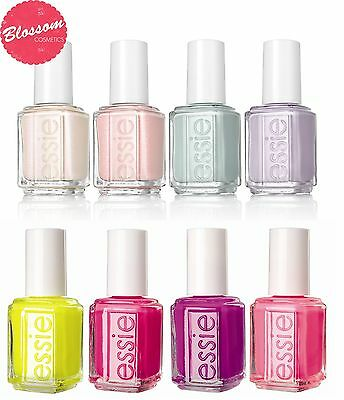 ESSIE PROFESSIONAL Nail Polish Varnish Lacquer CHOOSE YOUR COLOUR NEW SHADES