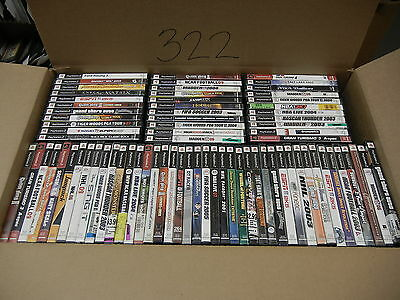***70+ Playstation 2 Ps2 Games Large Wholesale Lot~~~