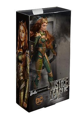 Barbie Justice League Mera Doll - NEW & SEALED!