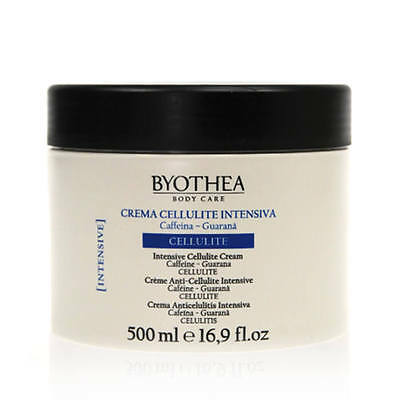 Byothea Intensive Cellulite Cream, Cellulite Treatment, 500 ml