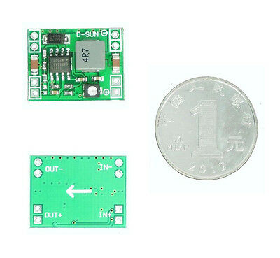 5Pcs DC-DC 3A Converter Adjustable Step down Power Supply Module replace LM2596