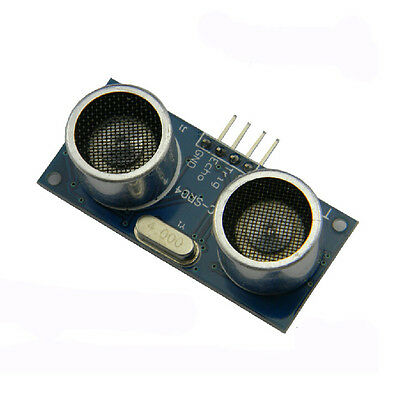 2Pcs New HC-SR04 Ultrasonic Sensor Module Distance Measuring Sensor for Arduino