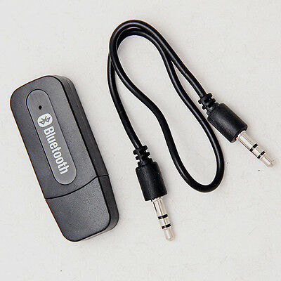 New Bluetooth Audio Music Receiver Adapter for Phone Speaker iPhone 4 5 Mp3 MP4