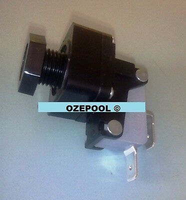 AIR SWITCH Davey/Onga/Waterco/Poolrite micro switch-pneumatic operator replaceme